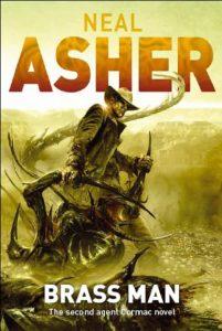 Book Cover: Brass Man