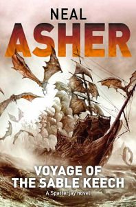 Book Cover: Voyage of the Sable Keech