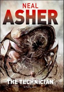 Book Cover: The Technician