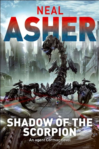 Book Cover: Shadow of the Scorpion