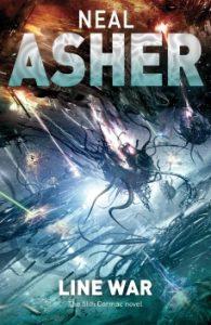 Book Cover: Line War
