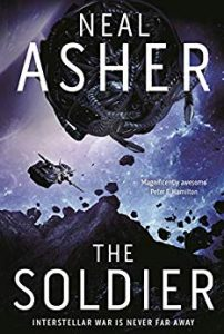 Book Cover: The Soldier