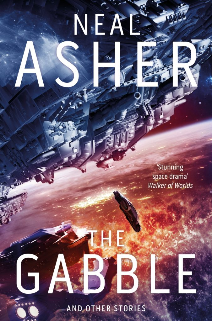 Book Cover: The Gabble