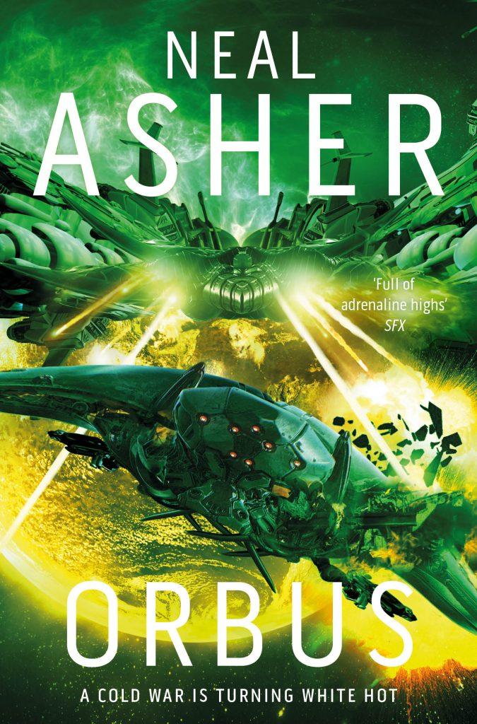 Book Cover: Orbus