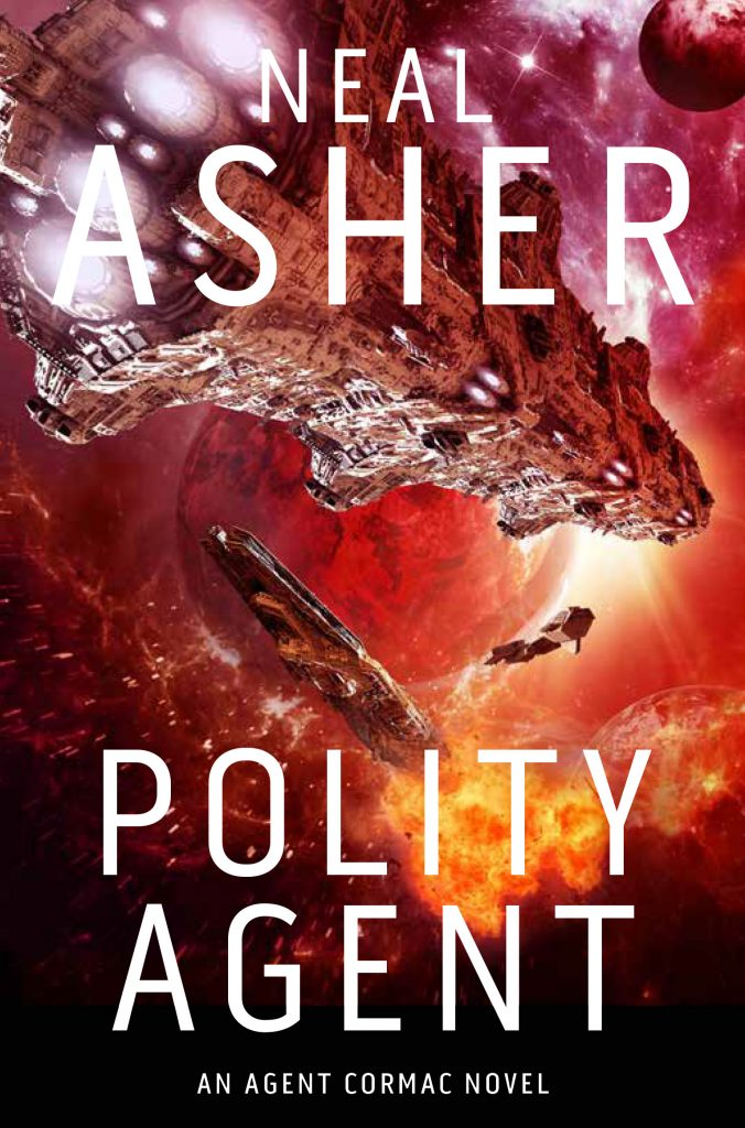 Book Cover: Polity Agent
