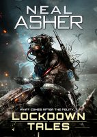 Book Cover: Lockdown Tales