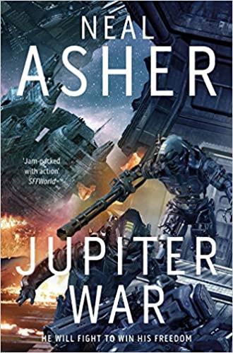 Book Cover: Jupiter War